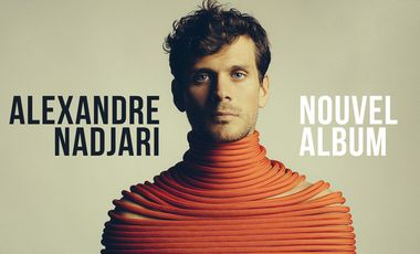 Project visual Alexandre Nadjari