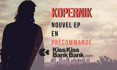 Project visual KOPERNIK - NOUVEL EP - 2017