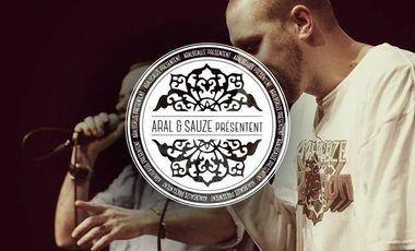 Project visual Aral & Sauzé présentent...