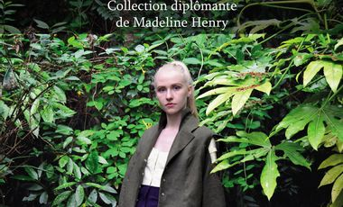 Project visual Collection fin d'année - Madeline Henry