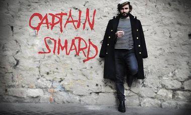 Project visual Captain SIMARD - Le disque !