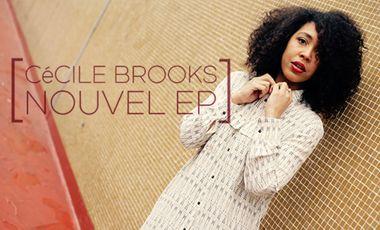 Visueel van project CéCILE BROOKS-NOUVEL EP