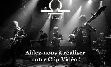 Visuel du projet Nouveau clip vidéo pour STAMP