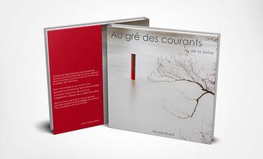 Visueel van project Au gré des courants - Précommande du livre