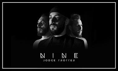 """Visueel van project SOUTENEZ L'ALBUM """" NINE """" - JODGE"""
