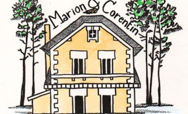 """Visuel du projet Boulangerie - Pâtisserie """"Chez Marion et Corentin"""""""