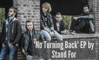 "Visueel van project Stand For : EP ""No Turning Back"""
