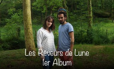Project visual Les Rêveurs de Lune - 1er Album