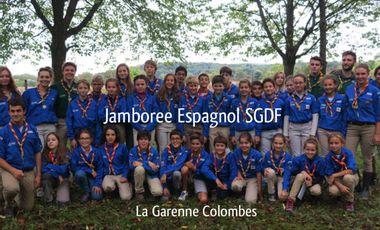 Project visual Jamboree Espagnol SGDF La Garenne Colombes