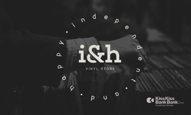 Project visual Independent & Happy - Vinyl Store Montpellier
