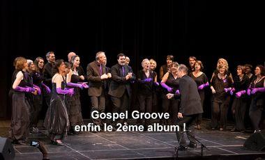 Visueel van project Nouvel album de Gospel groove !