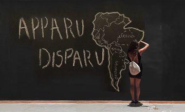 Visueel van project APPARU_DISPARU