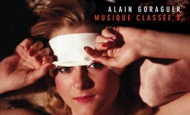 Visuel du projet Alain Goraguer : Musique classée X
