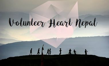Project visual Volunteer Heart Nepal