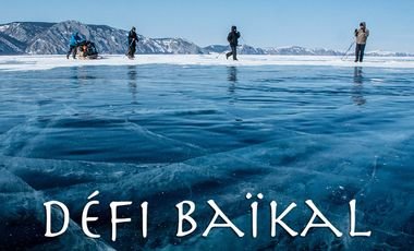 Visueel van project Défi Baikal - Une aventure au-delà du handicap