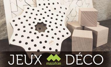 Project visual Mazafran Jeux & Déco en bois