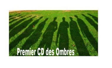 Visuel du projet Premier CD des Ombres