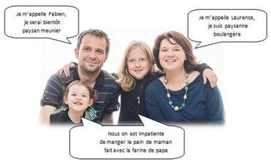 Visuel du projet Une Meunerie et un Fournil  pour vivre autrement !!!