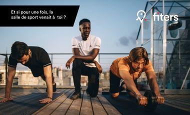 Project visual La nouvelle application génératrice de bien-être !