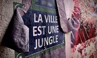 Visueel van project Dans la jungle des villes de Brecht