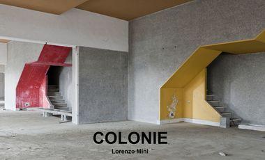 Visueel van project COLONIE