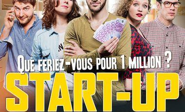 "Visuel du projet La pièce ""Start-up"" : Objectif Avignon !"