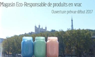 Visuel du projet BULKO, magasin éco-responsable de produits en vrac à Lyon