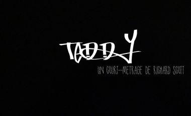 """Visueel van project """"Teddy"""" le Court-metrage"""