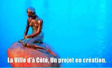 """Project visual """"La Ville d'à Côté"""", un projet en création"""