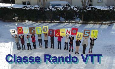 Visueel van project Classe Rando VTT