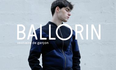 Visueel van project BALLORIN - Vestiaire de garçon conçu en France