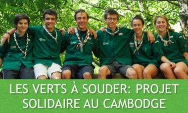 Visueel van project Projet solidarité Cambdoge