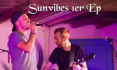 Visueel van project SunVibes 1er EP !