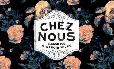 Project visual Chez Nous... à DAX ! French Pub & Savoir-vivre