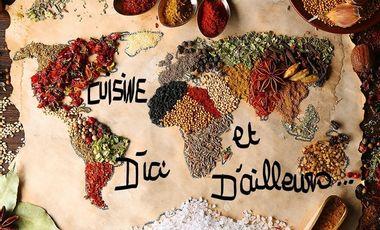 Visuel du projet Cuisine d'ici et d'ailleurs