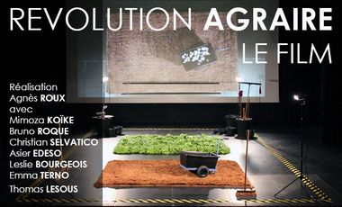 Project visual REVOLUTION AGRAIRE - LE FILM