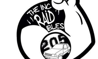 Visueel van project Europ'Raid: The Inc'raid'ibles
