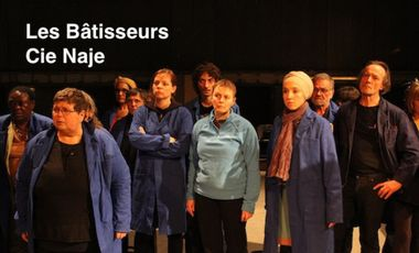 Visueel van project Les bâtisseurs