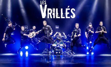 Project visual les Vrillés - premier album