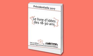 Visuel du projet Présidentielle 2017 : le livre d'idées des 18-30 ans à destination des candidats