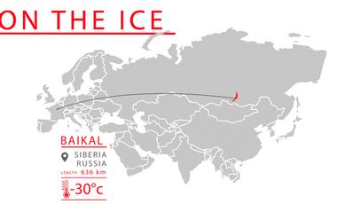 Visuel du projet On The Ice