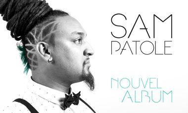 Project visual Sam Patole, nouvel album - Sortie Octobre 2017