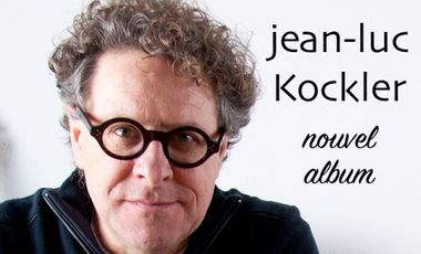 Visueel van project Jean-Luc Kockler - Nouvel Album
