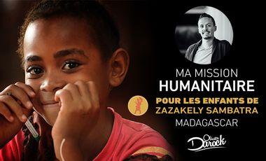 Project visual Ensemble pour les enfants de Zazakely Sambatra