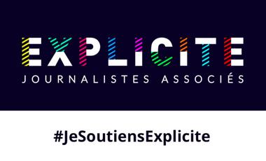 Project visual #JeSoutiensExplicite - Les Journalistes Associés