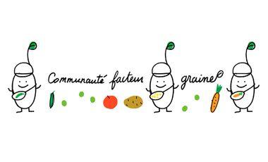 Visueel van project Communauté Facteur Graine