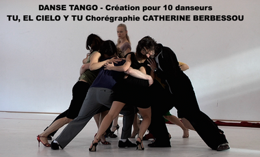 Project visual DANSE TANGO Tu, el cielo y tu
