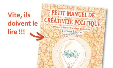Visueel van project Rendons nos politiques créatifs !