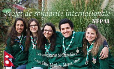 Visuel du projet Projet de Solidarité Internationale au Népal