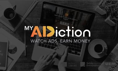 Project visual MyADiction